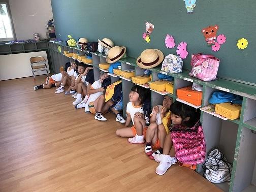 【高知幼稚園】避難訓練