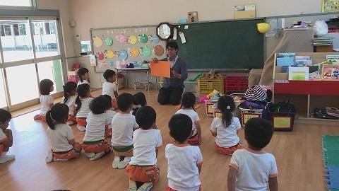 【高知幼稚園】工作