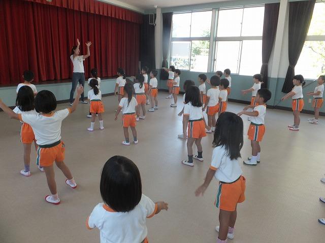 【高知幼稚園】家族ふれあい日、学園フェスタに向けて