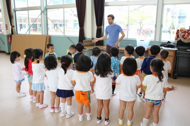 【高知幼稚園】英語で遊ぼう!